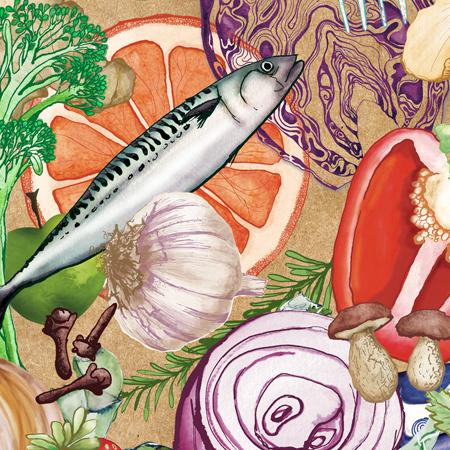 Illustration-Food & Drink