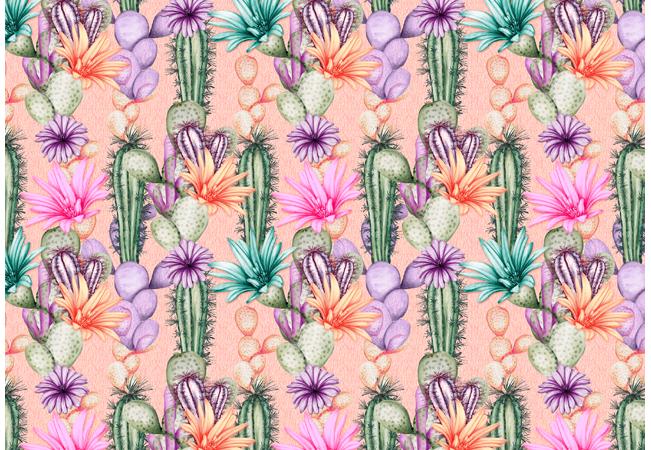 Surface Pattern Cactus