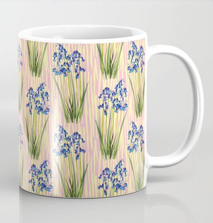 Blubell meadow mug