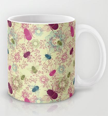 Mug Busy Bees