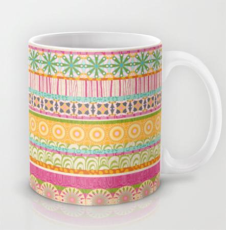 Mug Candy Stripes