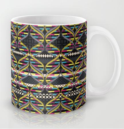Mug Pattern DNA