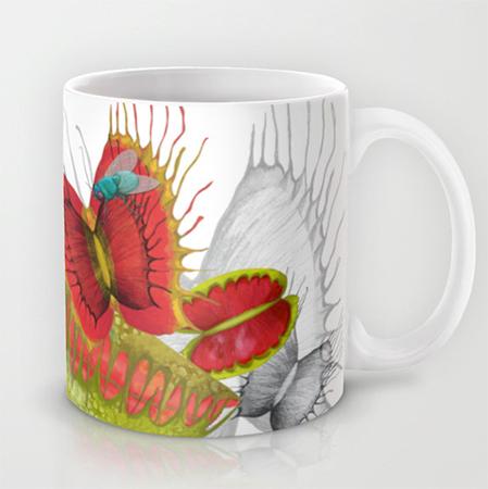 Mug Venus Fly Trap