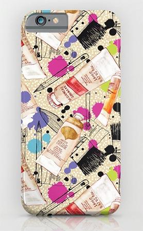 Phone Case Paint It
