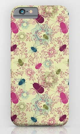 Phone Cases Busy Bees