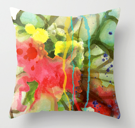 Pillow Fruity Splash