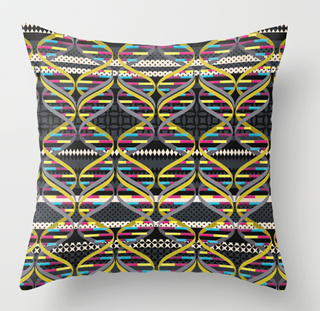 Pillow Pattern DNA