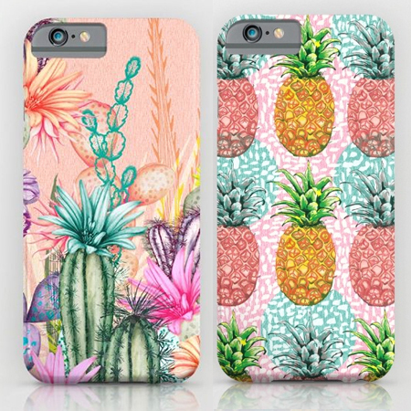 Shop Phone Cases artwork for your phone illustrations and patterns by Amanda Dilworth