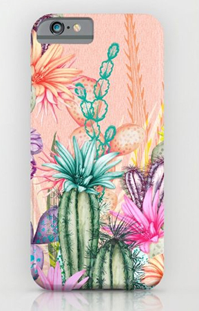 cacti phone cover