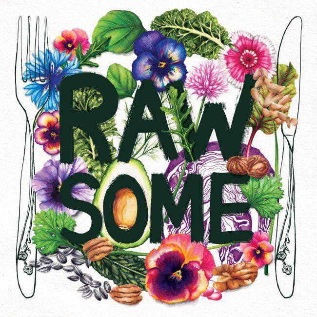 Food-illustration-rawsome-healthy-eating-lifestyle