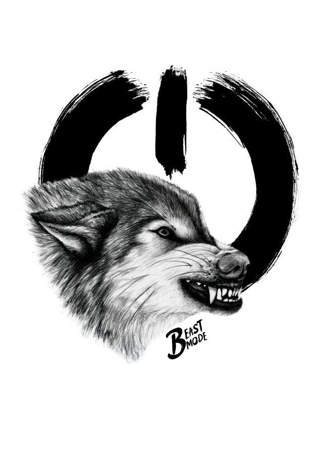 Animal-illustration-beast-mode-wolf-training-hard-beast-mode-gym-fitness