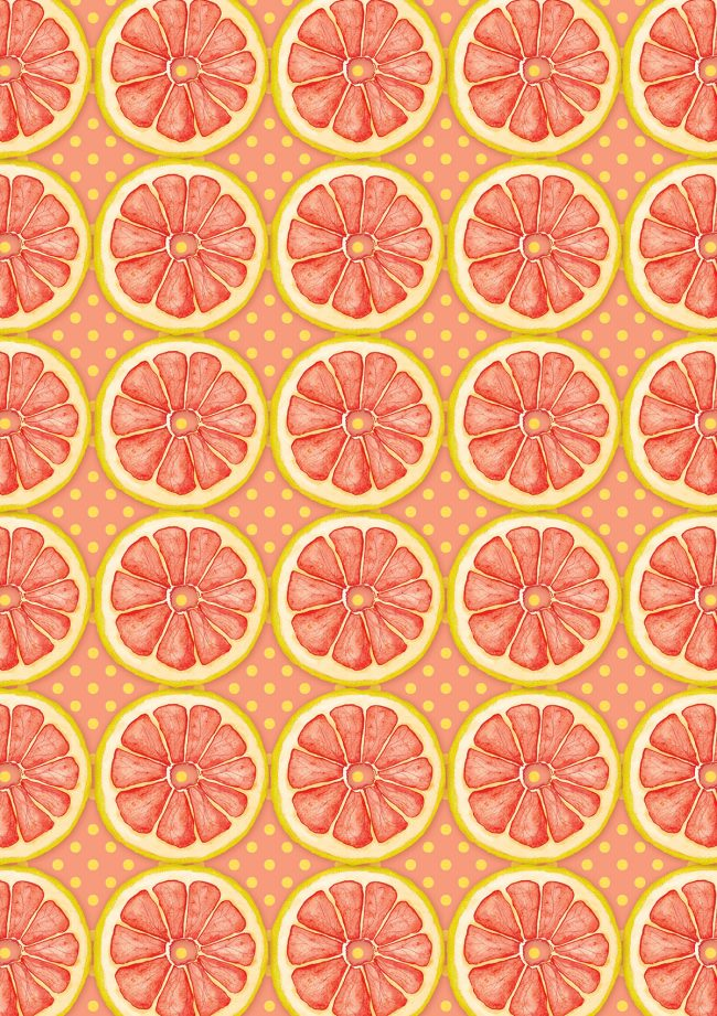 Grapefruit-citrus-summer-pattern