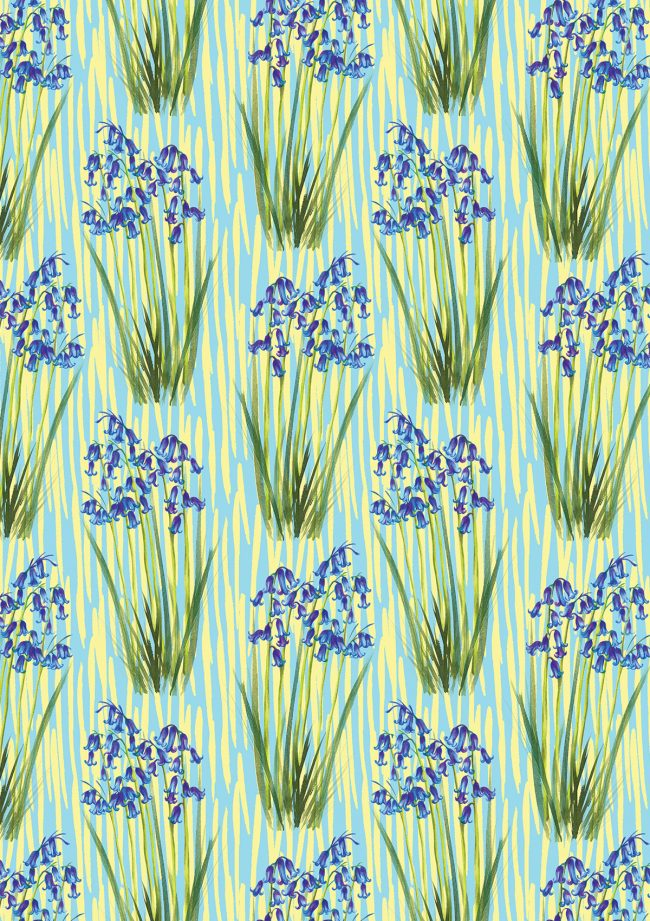 bluebell-meadow-pattern