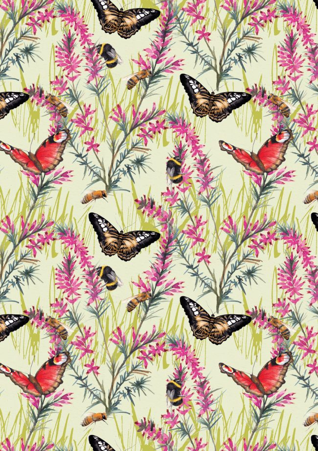 butterflies-and-bees-pattern